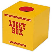 抽選ボックス(大) 抽選グッズ 抽選用品&ゲーム 塩ビ1.5mmt 28×28×28cm