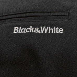 (ブラックアンドホワイト ) Black&White SPORT メンズ パンツ 5107GS/ED ドライ吸汗速乾 88 ブラック