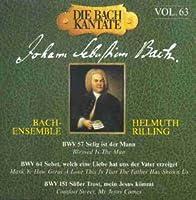 Bach Cantatas Vol.63