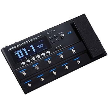 BOSS/GT-1000 Guitar Effects Processor ボス マルチエフェクター