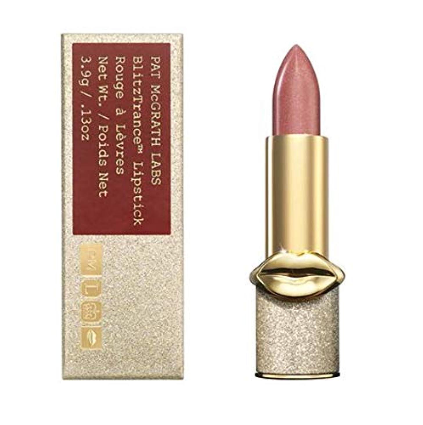 老朽化した納得させる押し下げるPAT MCGRATH LABS BlitzTrance™ Lipstick (Skinsane)