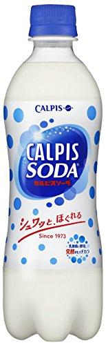 カルピスソーダ 500ml ×24本