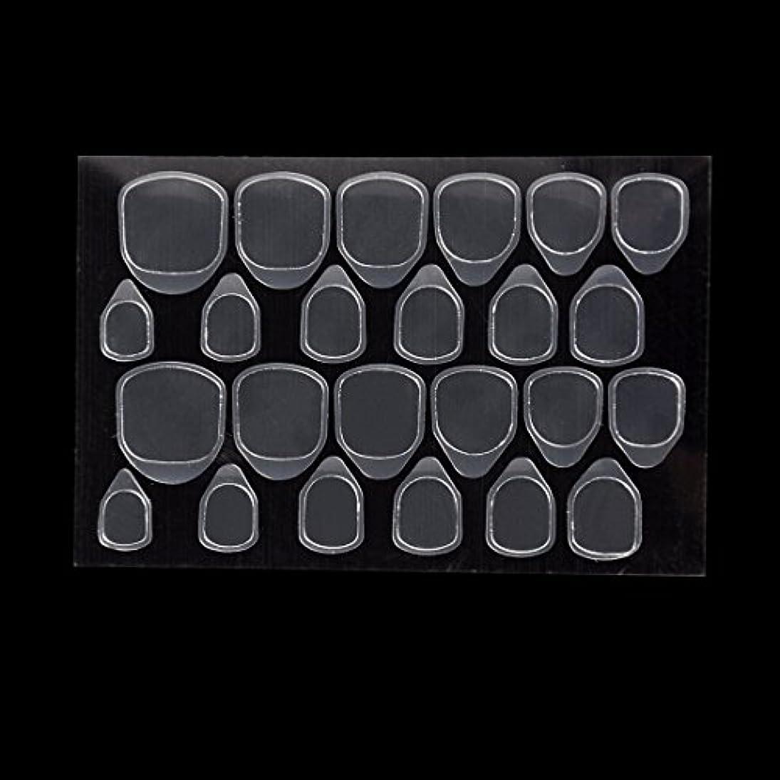 授業料麻酔薬伝統Biutee つけ爪用 両面テープ ネイル 推奨超強力両面テープ ネイル両面接着剤 ネイルチップ用粘着グミ 10枚セット