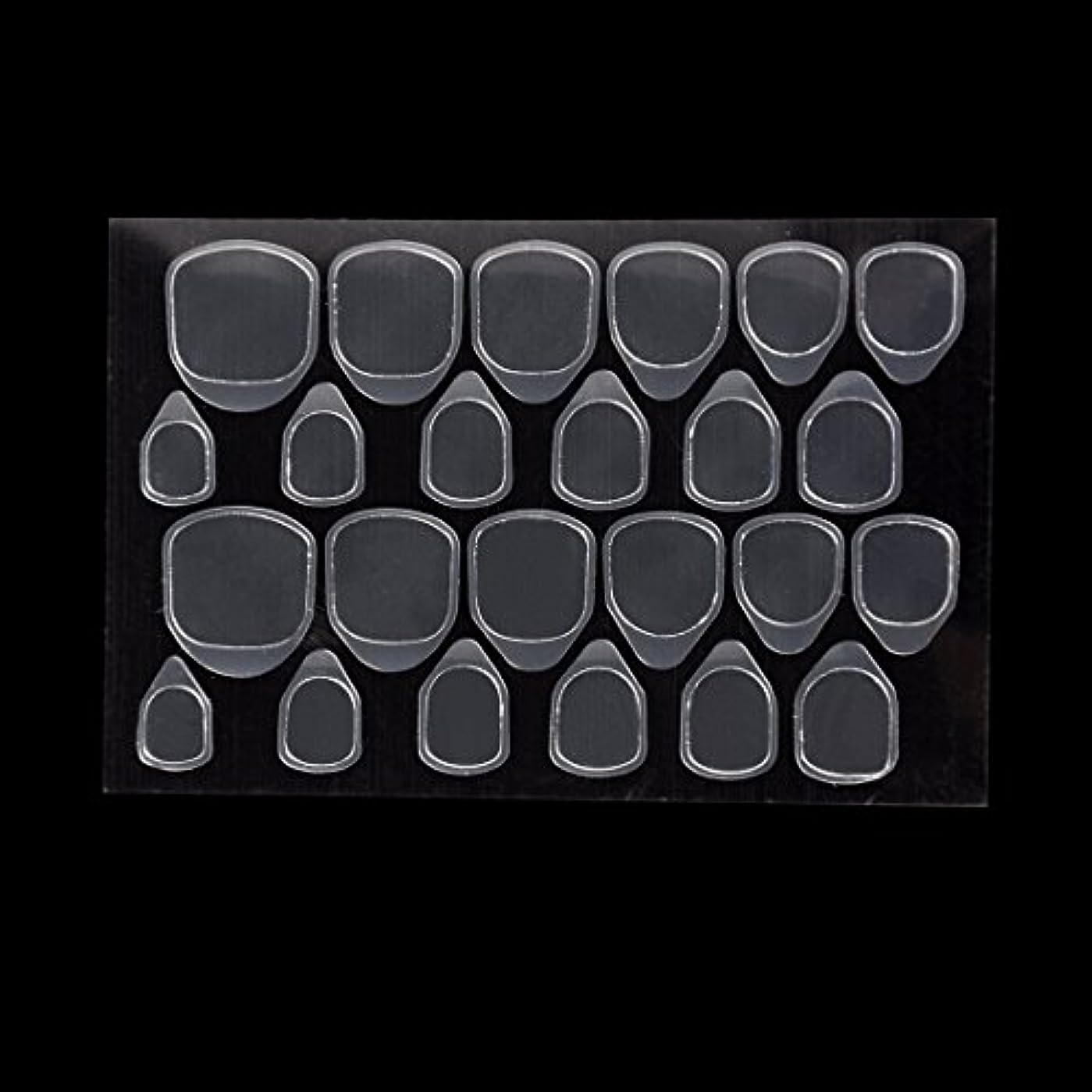 マニュアルクレジットインタフェースBiutee つけ爪用 両面テープ ネイル 推奨超強力両面テープ ネイル両面接着剤 ネイルチップ用粘着グミ 10枚セット