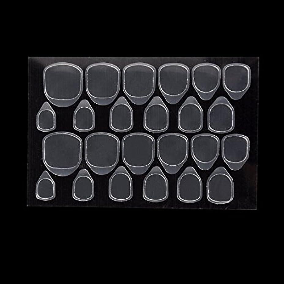 薬レシピ解放するBiutee つけ爪用 両面テープ ネイル 推奨超強力両面テープ ネイル両面接着剤 ネイルチップ用粘着グミ 10枚セット
