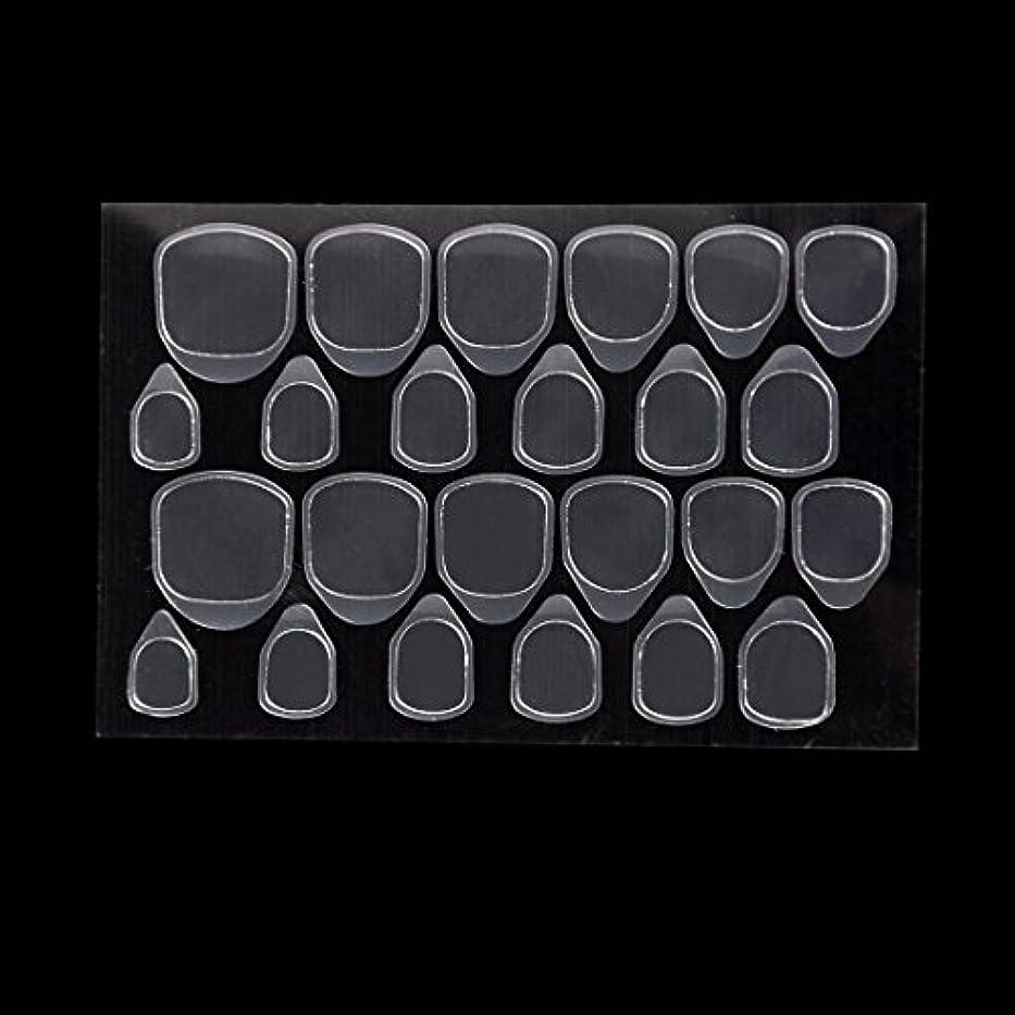 折り目アコー貢献Biutee つけ爪用 両面テープ ネイル 推奨超強力両面テープ ネイル両面接着剤 ネイルチップ用粘着グミ 10枚セット
