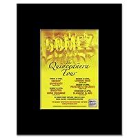 GOMEZ - Quinceanera Tour Mini Poster - 13.5x10cm