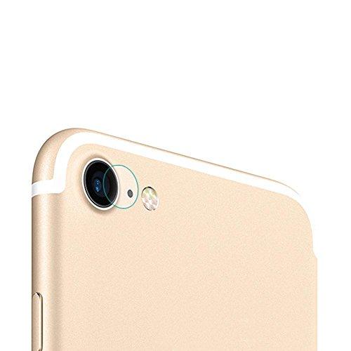 Kobwa iPhone 7 カメラレンズ 強化保護フィルム