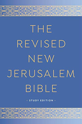 The Revised New Jerusalem Bible (English Edition)