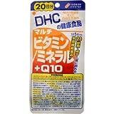 DHC マルチビタミン/ミネラル+Q10 20日分 100粒