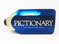 PictionaryのゲームのクイックDraw Collectors Edition Tin
