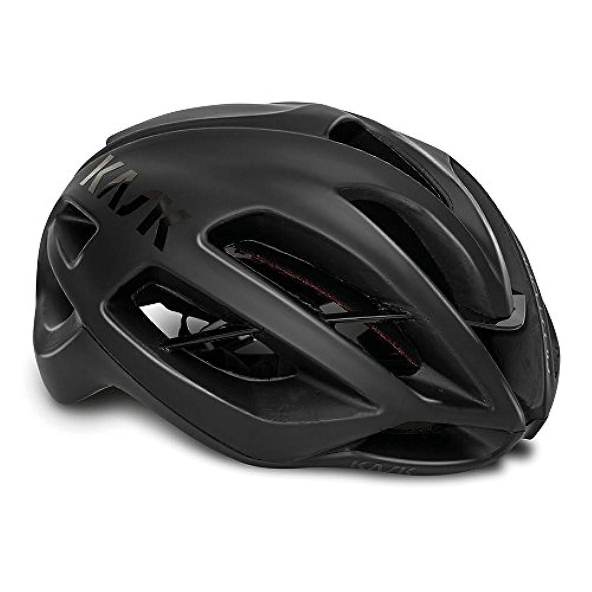 蒸気局排他的KASK(カスク) ヘルメット PROTONE BLK MATT S 1個