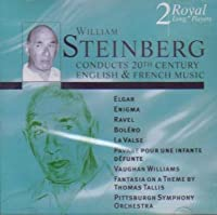 Conducts 20th Century English & French Music
