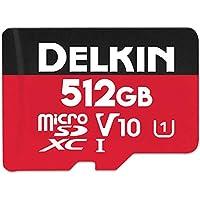 Delkin Select microSD UHS-I (U1/V10) (500GB)