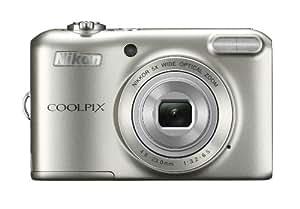 Nikon デジタルカメラ COOLPIX L28 有効画素数2005万画素 単3乾電池対応 シルバー L28SL