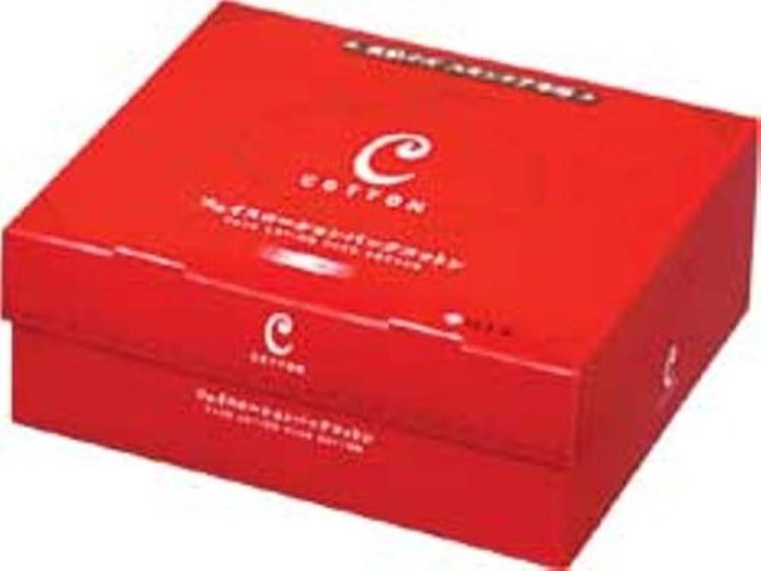カカドゥ受粉するこっそり白十字 佐伯チズ式スキンケア専用 Cコットン フェイスローションパックコットン 30枚