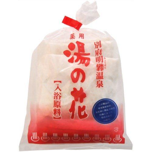 別府明礬温泉 薬用湯の花 8個入(入浴剤)