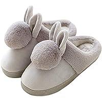 スリッパ ルームシューズ 来客用 レディース 滑り止め 可愛い ウサギ おしゃれ あったか ふわふわ 子供 プレゼント