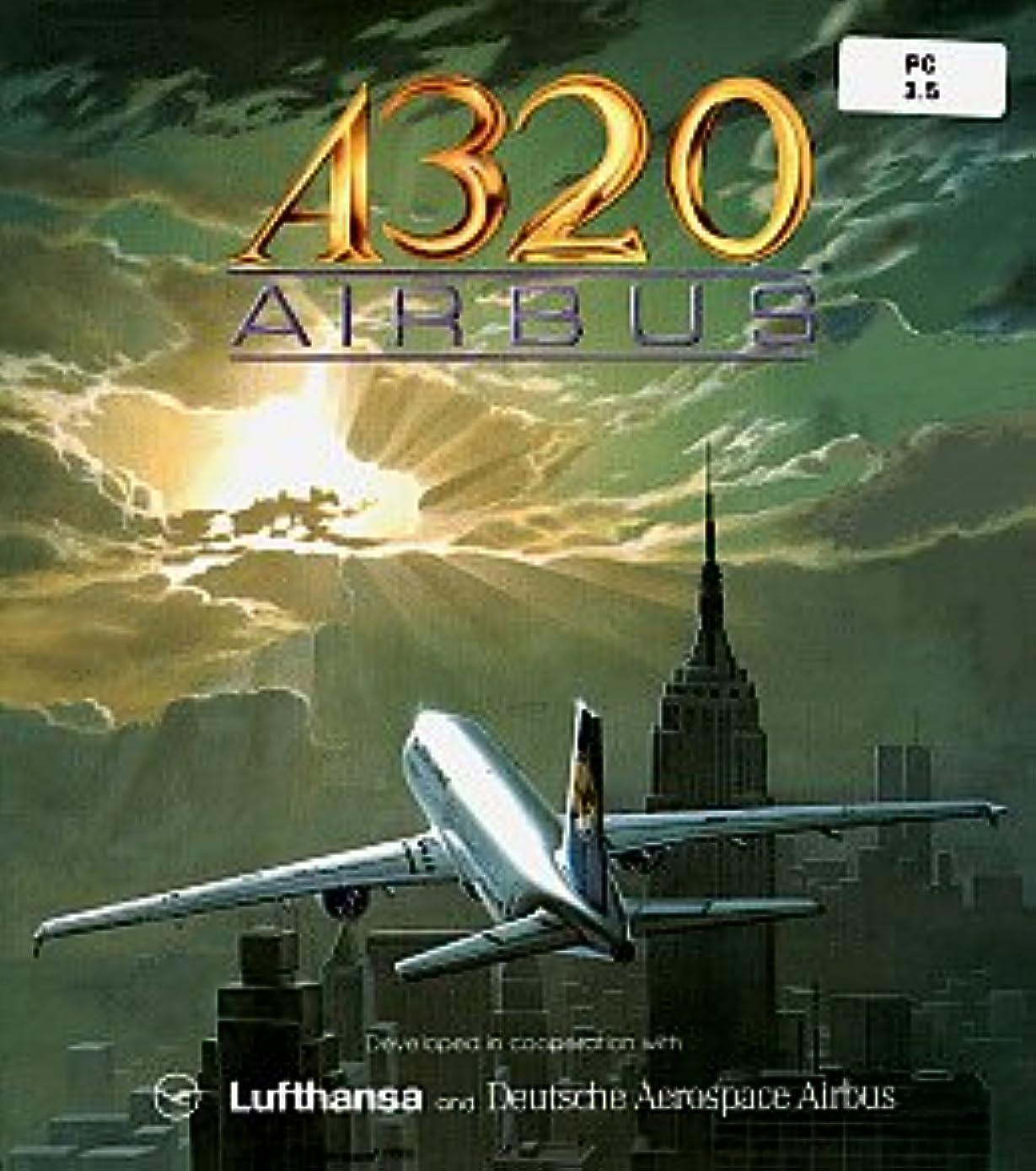 ショップ売り手セグメントA320 Airbus (輸入版)