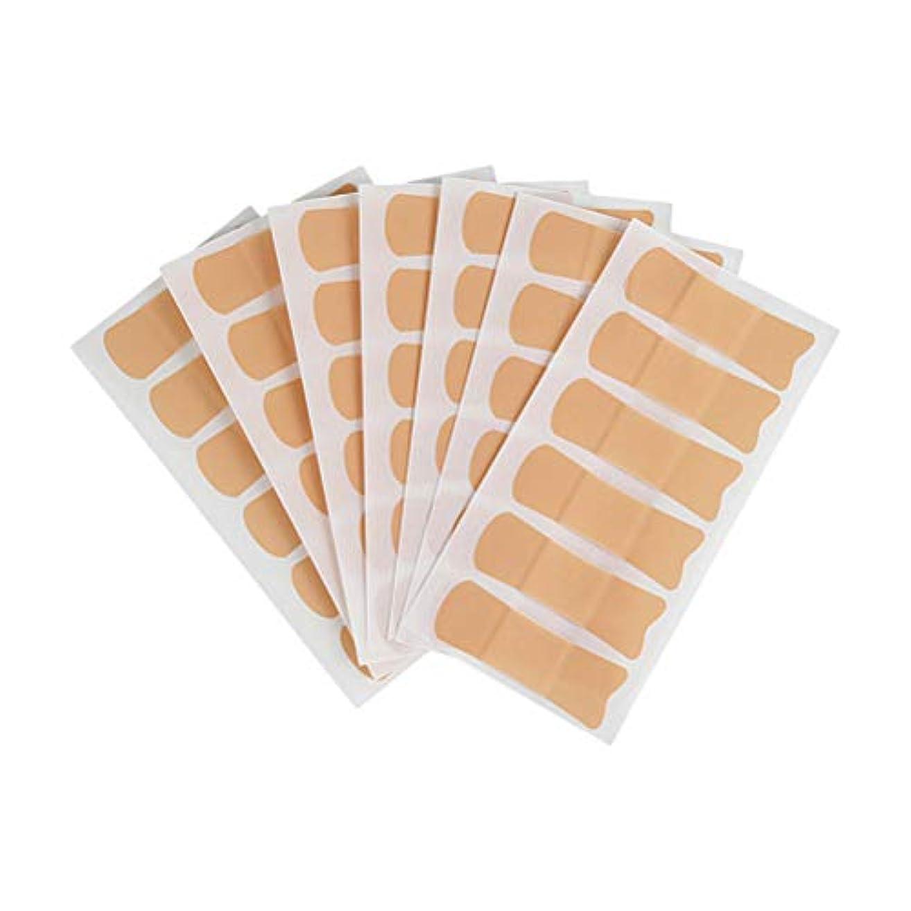 模倣精神スナップHealifty 睡眠鼻呼吸のための36個の抗いびきステッカー睡眠ストリップ口テープ