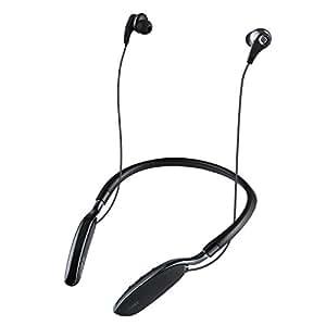 AUKEY bluetoothイヤホン ネックバンド型 20時間再生 CVC6.0ノイズキャンセリング機能搭載 iPhone、sony、Xperia、Nexusなどに対応 EP-B39