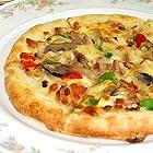 ピザ 和風のチキン&きのこピザ 約18cm