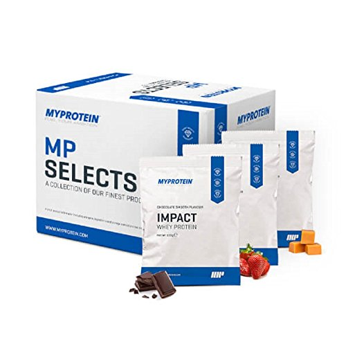 マイプロテイン MPセレクトプロテインボックス (お試しBOX 10種×2)