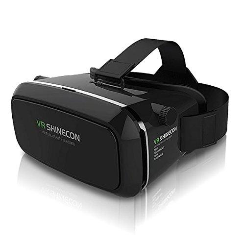 STARDUST 秘密の 3D シアター VR グラス ヘッ...