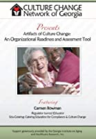 Artifacts of Culture Change: An Organizational Readiness and Assessment Tool [並行輸入品]