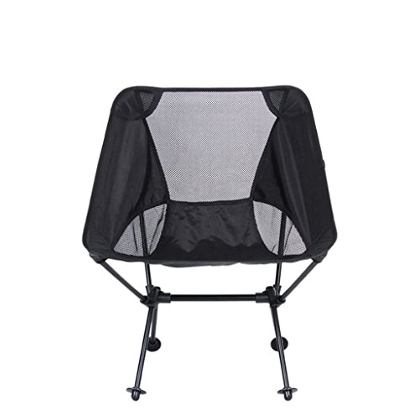 多機能屋外キャンプオックスフォード布アルミ折りたたみ椅子、バーベキューキャンプ釣りハイキングビーチ アウトドア キャンプ用