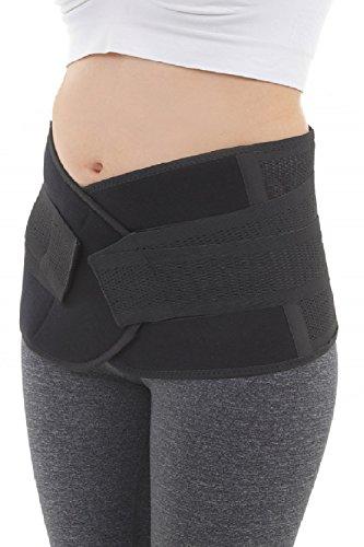 腰痛 コルセット 腰痛ベルト メッシュ素材 超軽量約195g 姿勢矯正支柱ボーン ダブル加圧ベルト式 (XL)