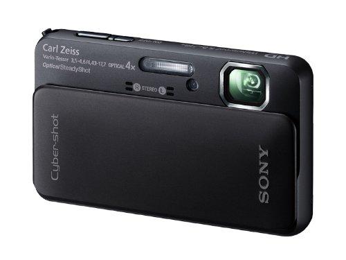 ソニー SONY デジタルカメラ Cybershot TX10 1620万画素CMOS 光学x4 ブラック DSC-TX10/B