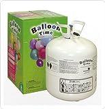 ヘリウムガス バルーンタイム 使い捨て400L ヘリウム大サイズ