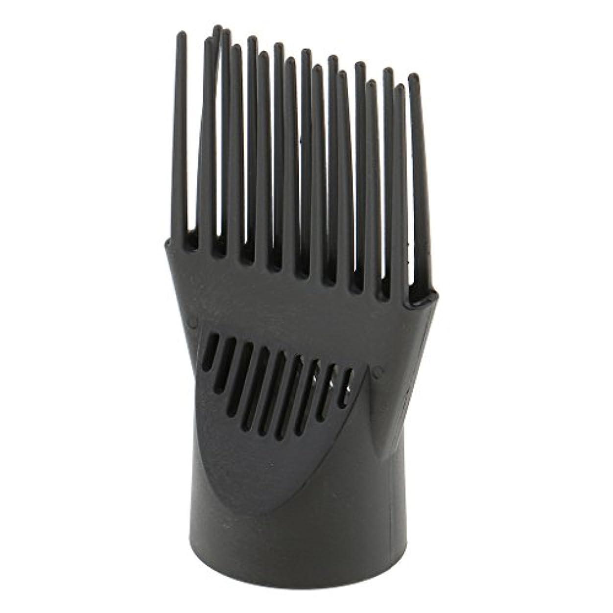 販売員環境に優しい間接的ヘアドライヤーディフューザー 風吹きカバー プラスチック デュアルグリップ ユニバーサル
