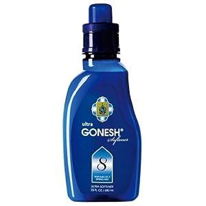 GONESH(ガーネッシュ)ウルトラソフナー NO.8 680ml 柔軟剤 (ほのかに甘いフルーツ系の香り)