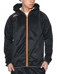 (マジェスティック) MAJESTIC ウォームアップジャケット メンズ ジャージ 上 パーカー トレーニング スポーツウェア