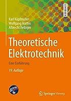 Theoretische Elektrotechnik: Eine Einfuehrung (Springer-Lehrbuch)