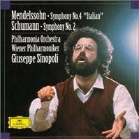 メンデルスゾーン : 交響曲 第4番 イ長調 作品90「イタリア」
