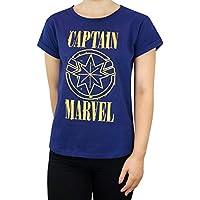 Marvel Captain Womens T-Shirt