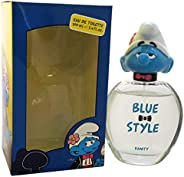 First American Brands The Smurfs Blue Style Vanity, 100 ml