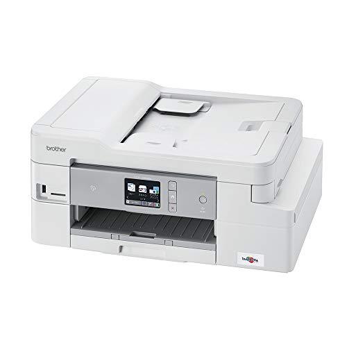 ブラザー プリンター 大容量インク型 A4 インクジェット複合機 DCP-J988N (ADF/有線・無線LAN/手差しトレイ/両面印刷)
