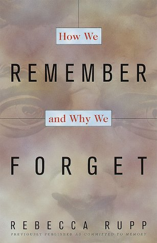 why we forget and how to It feels like our brains just can't retain anything sometimes but is there a reason we forget takinga closer look at why forgetting is actually an importan.