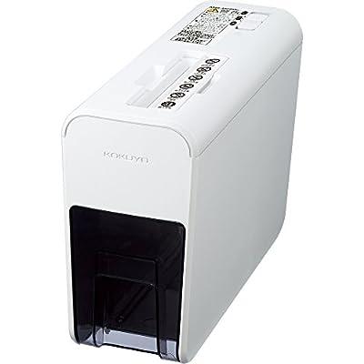 【Amazon.co.jp限定】 コクヨ シュレッダー マイクロカット ホワイト AMS-MC20W