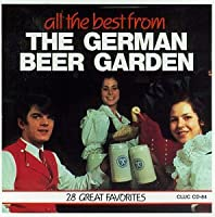 All the Best From the German Beer Garden