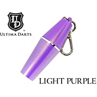 ダーツアクセサリー ULTIMA Colorful TIP CASE/LIGHT PURPLE