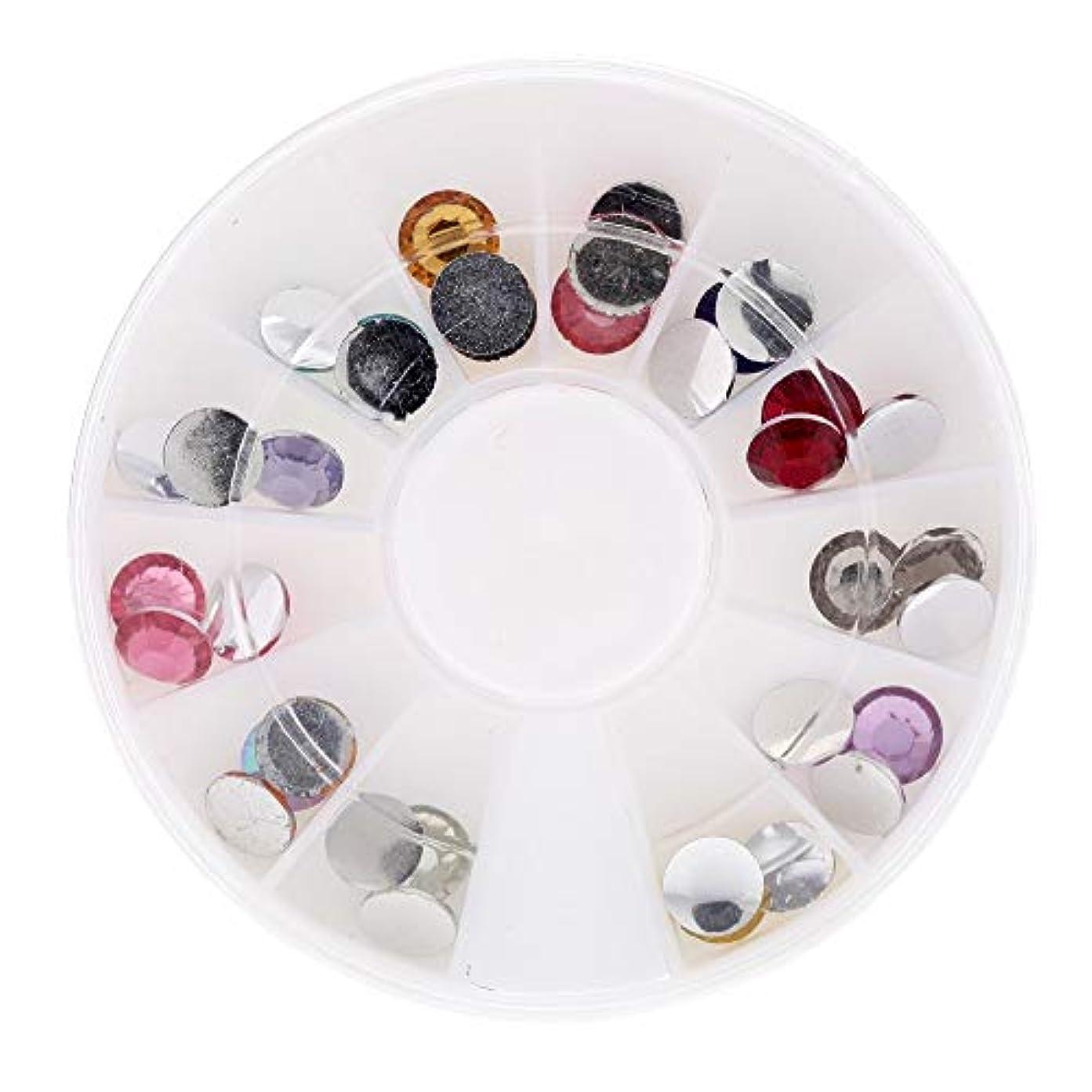 ネイルデコパーツ ラインストーン ネイル用ストーン ガラス 製 大容量 DIY ネイルデザイン ミックスパーツ カラフルな宝石 3d キラキラ ネイル用品 ネイルパーツツー ネイルステッカー ネイル デコ用