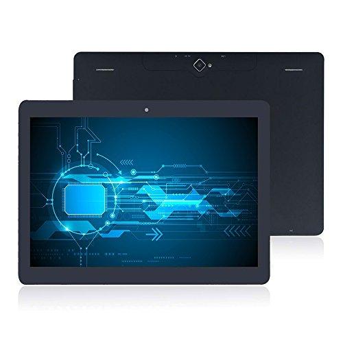 """10.1"""" タブレットパソコン PC Android 7.0 32G Octa Core 4G LTE NFC HDMI 2G Ram ディスプレイ 解像度 1920*1200 IPS電話タブレットデュアルSIMカードWCDMA GSM 4G電話コールタブレットGoogleによる認定GMS Bluetooth GPS WIFIタブレット"""