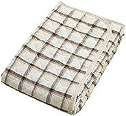 EFFECT 床垫 Clubber 凉爽 麻 含2层纱布 编织 褥垫 接触冷感 枕垫
