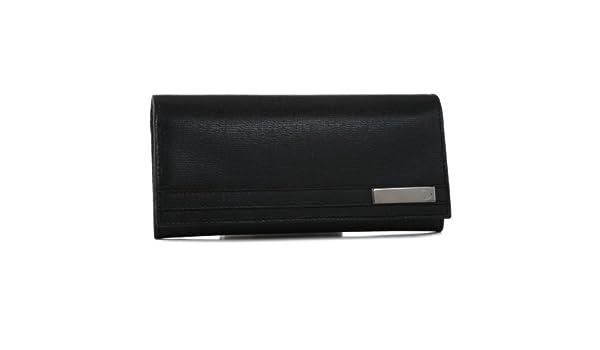 77924f96298f Amazon | GUCCI(グッチ) メンズ 財布 メンバー 2つ折り長財布 ブラック 233112-ARU0R-1000[並行輸入品] [ウェア& シューズ] | GUCCI(グッチ) | 財布