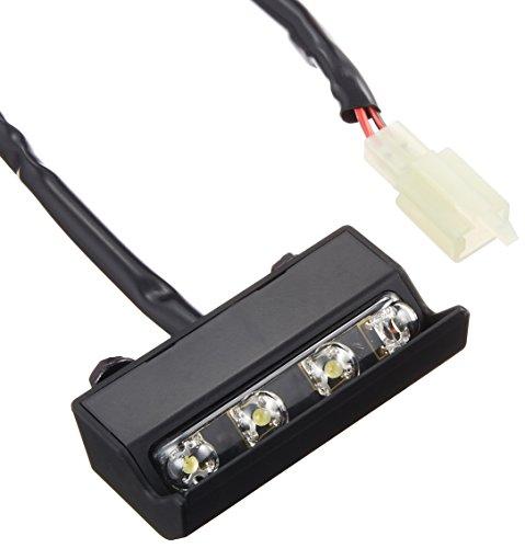 アクティブ(ACTIVE) フェンダーレスキットブラック LEDナンバー灯付属 NINJA ZX-10R(ABS) 16 1157084